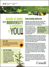 Nature at Work: Why Biodiversity is Important to You!